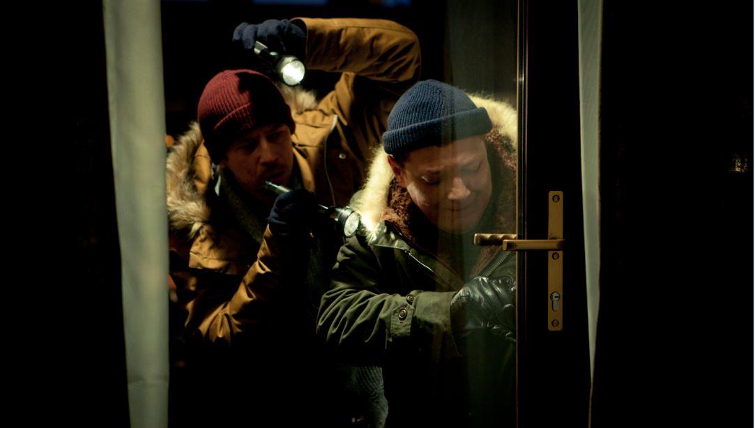 Елки лохматые — о съемках фильма | Завтра в Питере Лохматый Человек