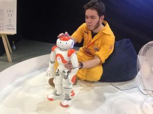 Бал роботов Нао