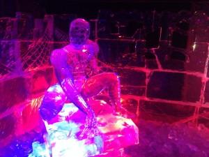Ледяная сказка СПб Человек-Паук