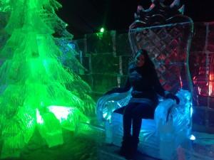 Ледяная сказка 2015 в СПб