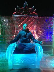 Ледяная сказка 2015 в Питере