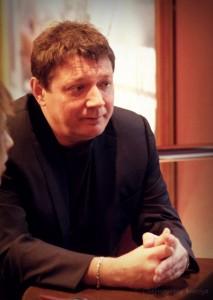 индивидуальное интервью Ян Цапник - фильм призрак