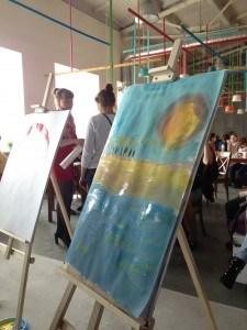 Выставка Айвазовский и маринисты Петербург