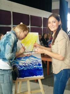 Выставка Айвазовский и маринисты - Живые полотна Петербург 2015