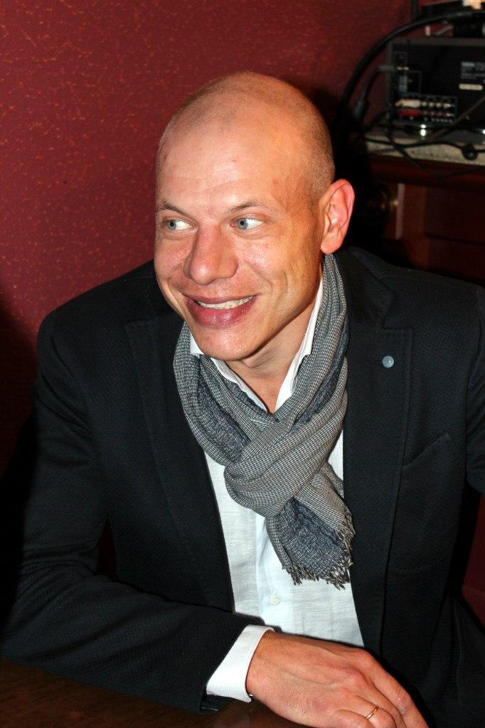 Интервью с актером Иваном Кокориным