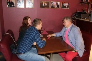 Интервью с актером Олегом Комаровым