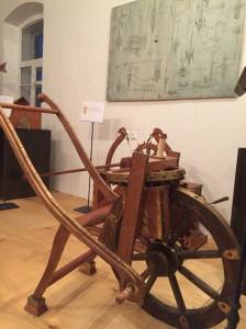 Выставка: Тайны Леонардо Да Винчи
