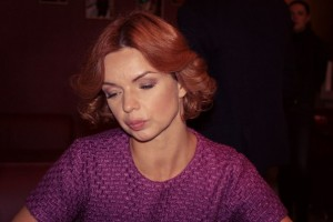 Интервью Алиса Гребенщикова