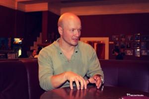 Интервью Никита Панфилов