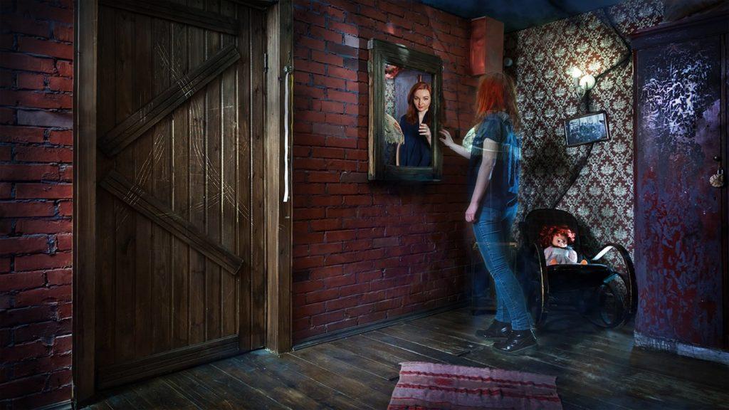 Игры разума – Квест «Дом с привидениями»