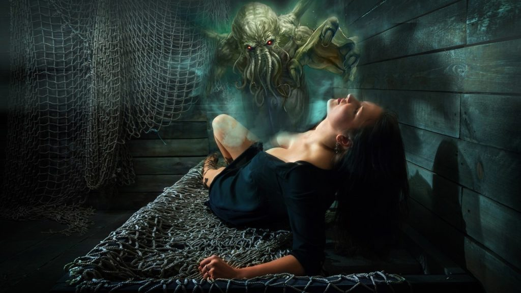 Игры разума – Квест «Зов Ктулху»