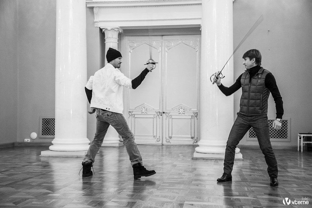 Роман Костомаров: «Только большой спорт»