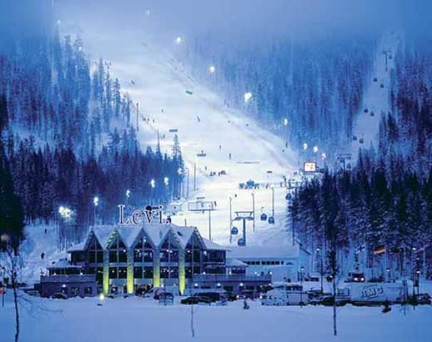 Финляндия отдых на новый год 2014