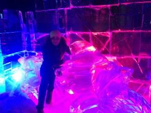 Ледяная сказка СПб мотоцикл