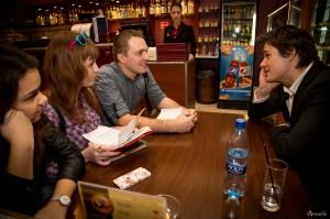 интервью с Олегом Гаас