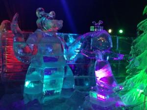Ледяная сказка СПб Маша и Медведь