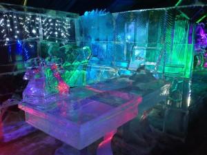 Ледяная сказка СПб стол