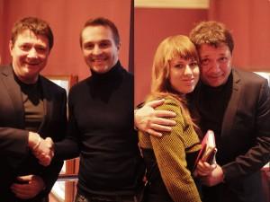 Индивидуальное интервью с Яном Цапником Козак и Борисова
