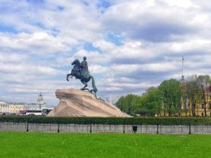 Петербург за 1 день