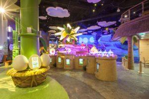 Angry Birds Activity Park: ОТКРЫТ!