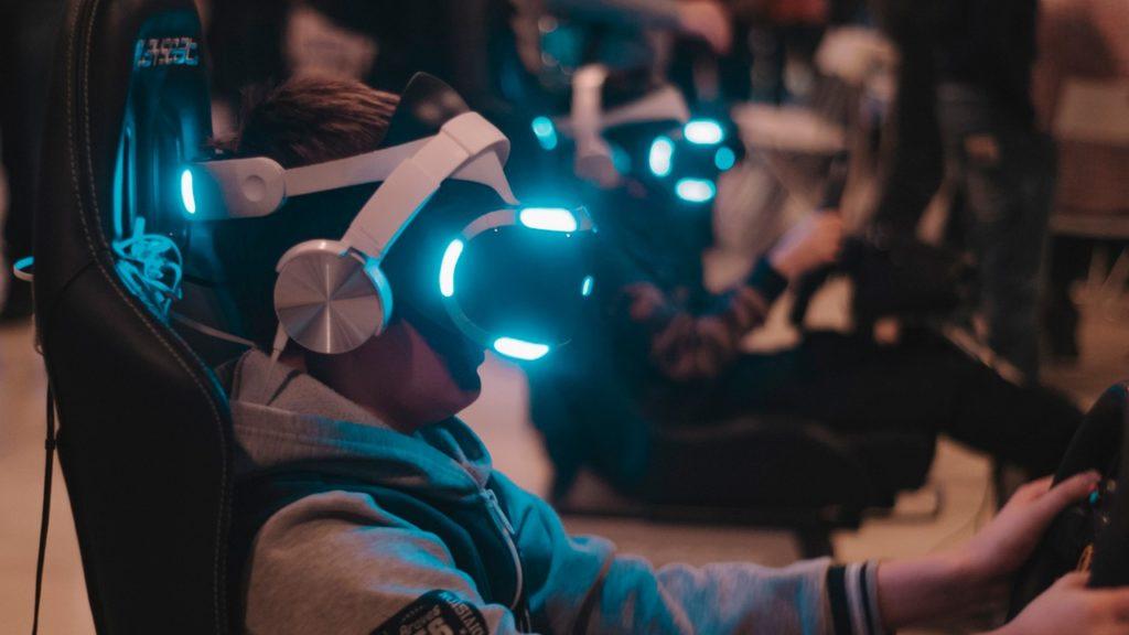 Виртуальная реальность в Петербурге клуб