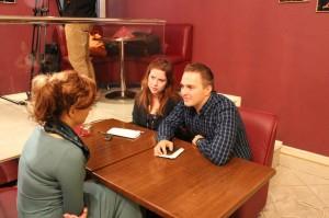 Интервью с актрисой Яниной Мелеховой