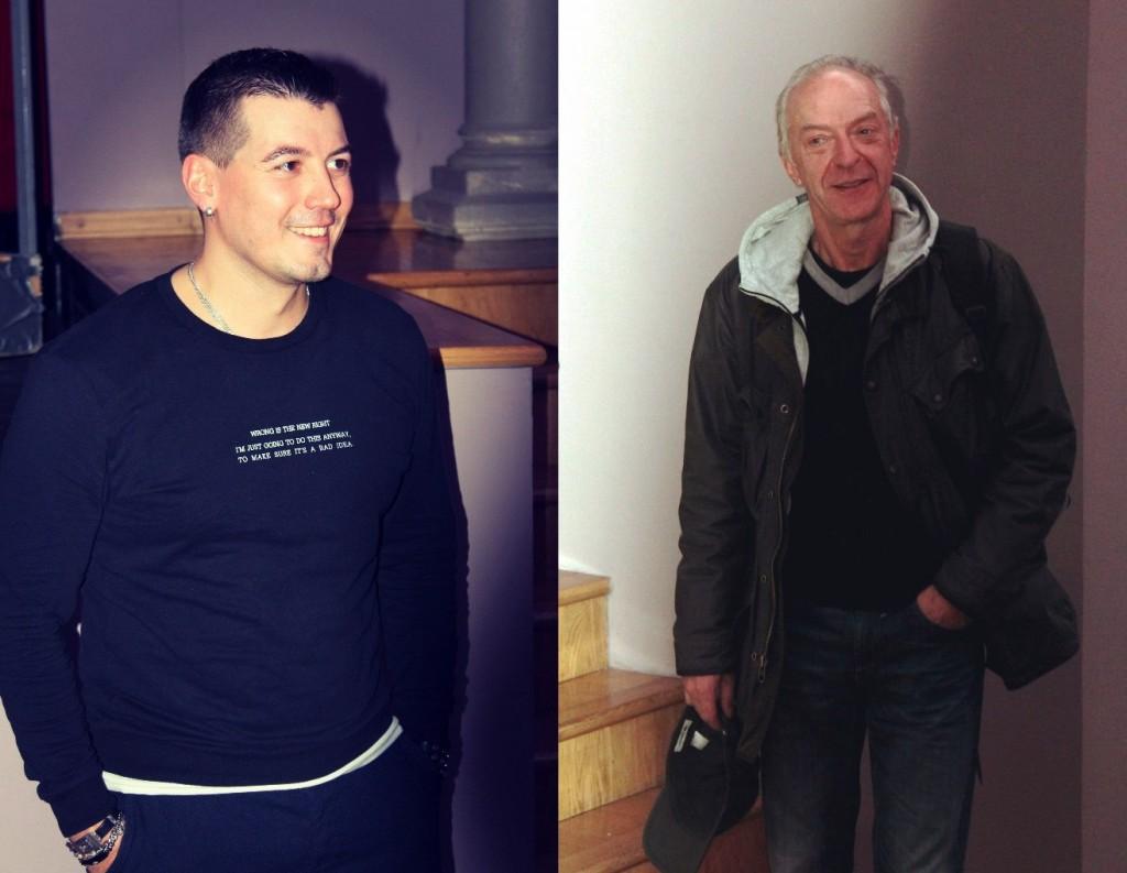 Интервью с Валерием Кухарешиным и Иваном Васильевым