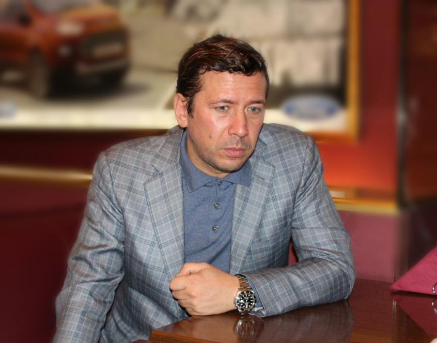 Интервью Андрей Мерзликин