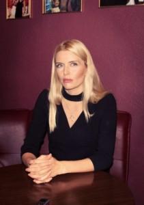 Анна Чурина: Я мечтала переехать в Петербург