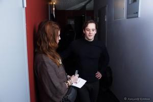 Интервью Александр Худяков