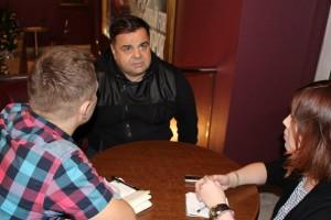 Интервью Сергей Рост