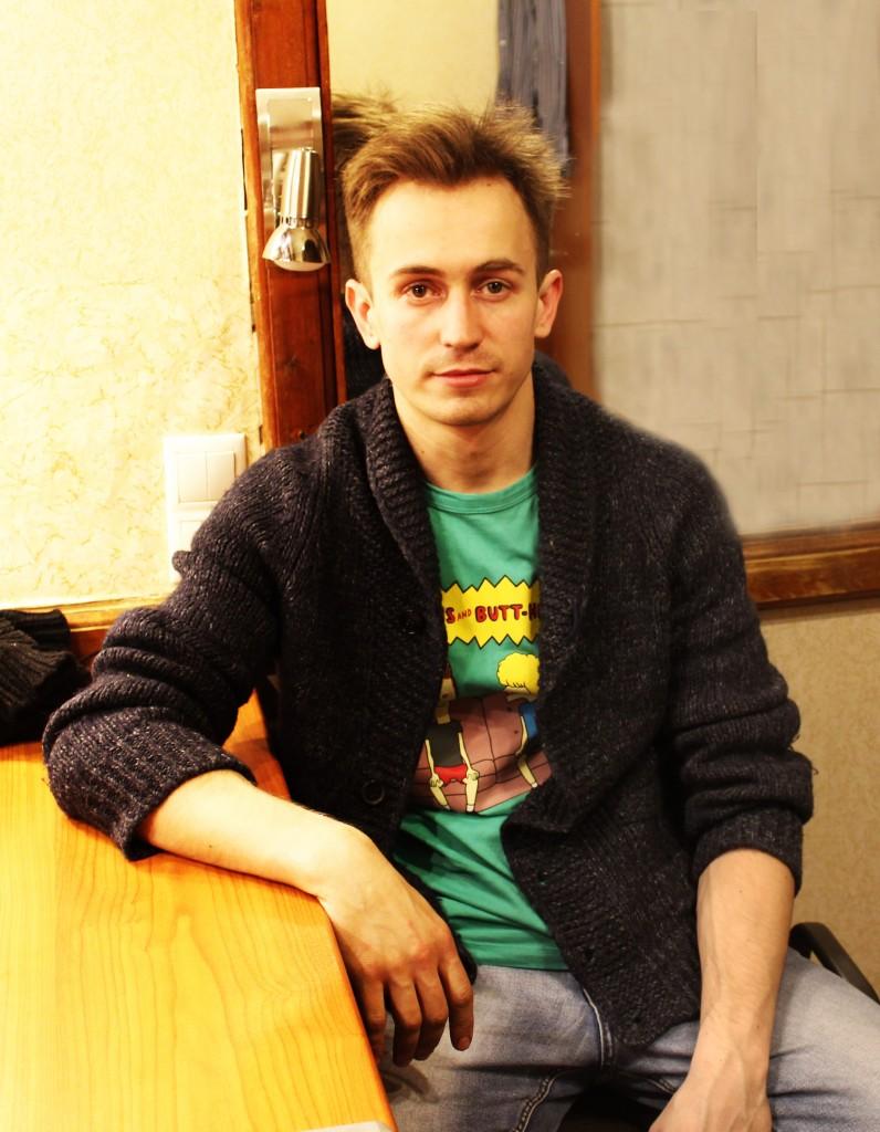 Vitalii Gudkov