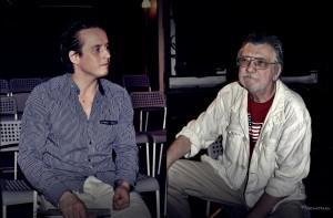 «Аномалия» в головах: интервью с режиссером Валерием Галиным и актером Александром Худяковым