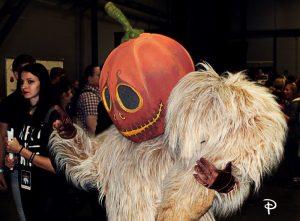 Старкон: Хеллоуин прошел в Петербурге