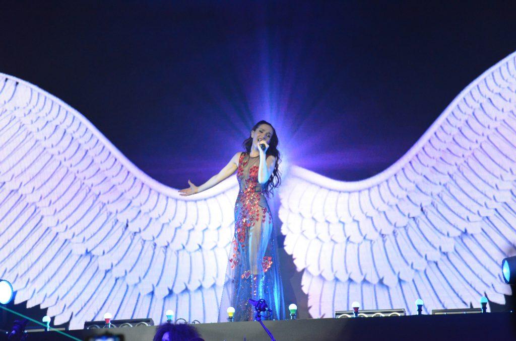 концерт Натальи Орейро в Петербурге