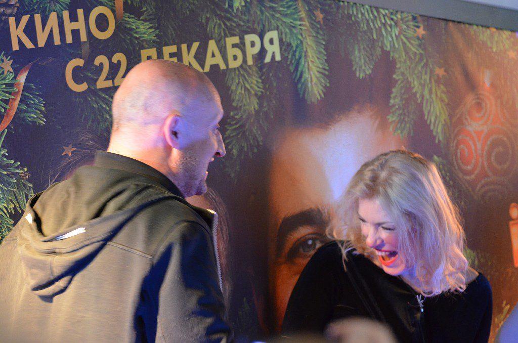 Премьера «Ёлки 5» в Петербурге