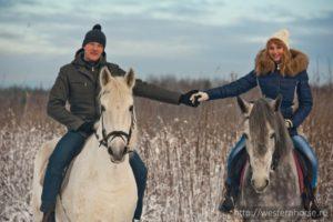 Конный клуб «Western Horse»: катание на лошадях в Петербурге