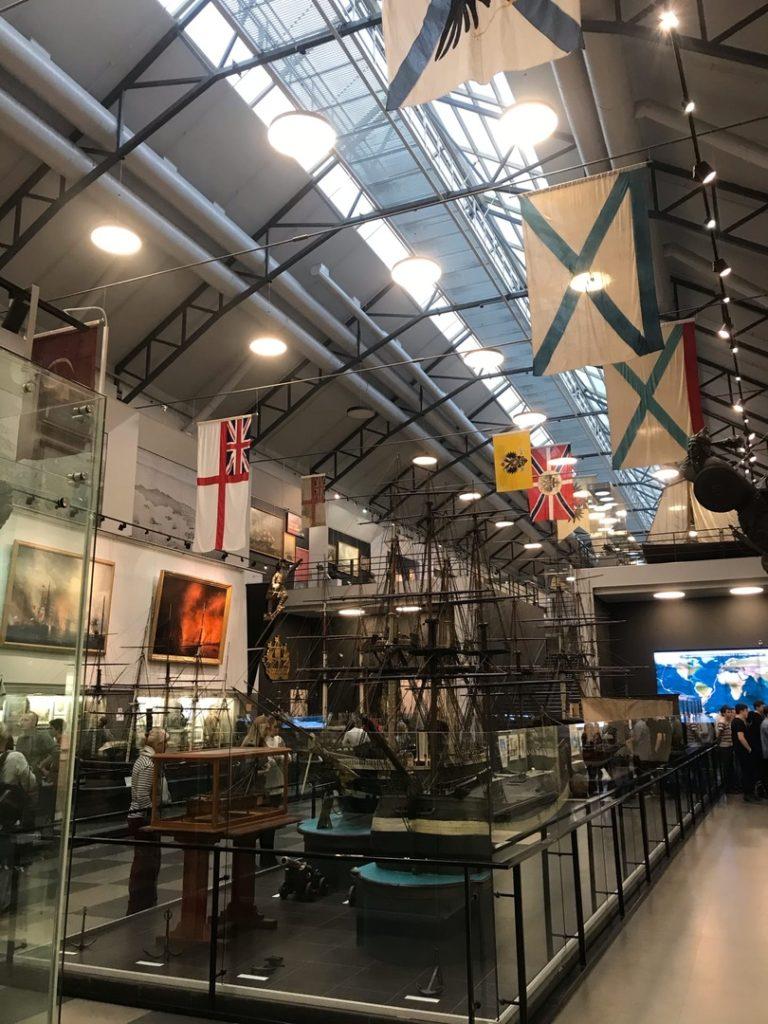 Центральный военно-морской музей имени императора Петра Великого