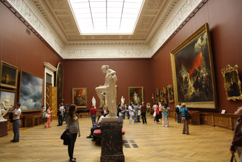 Бесплатный вход в Русский музей - день рождения музея 19 марта