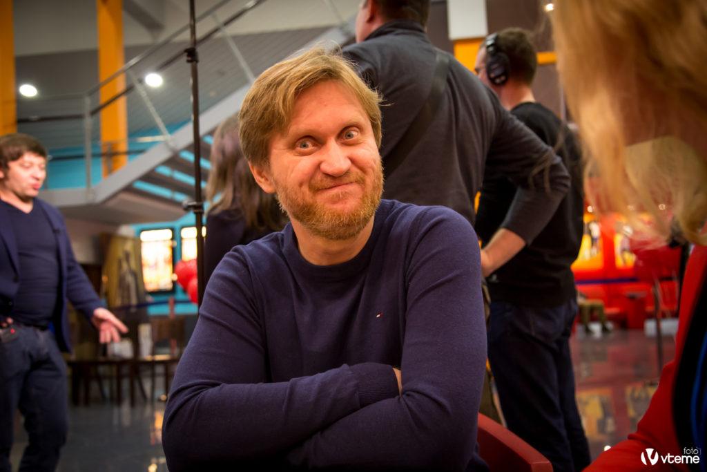 Андрей Рожков интервью