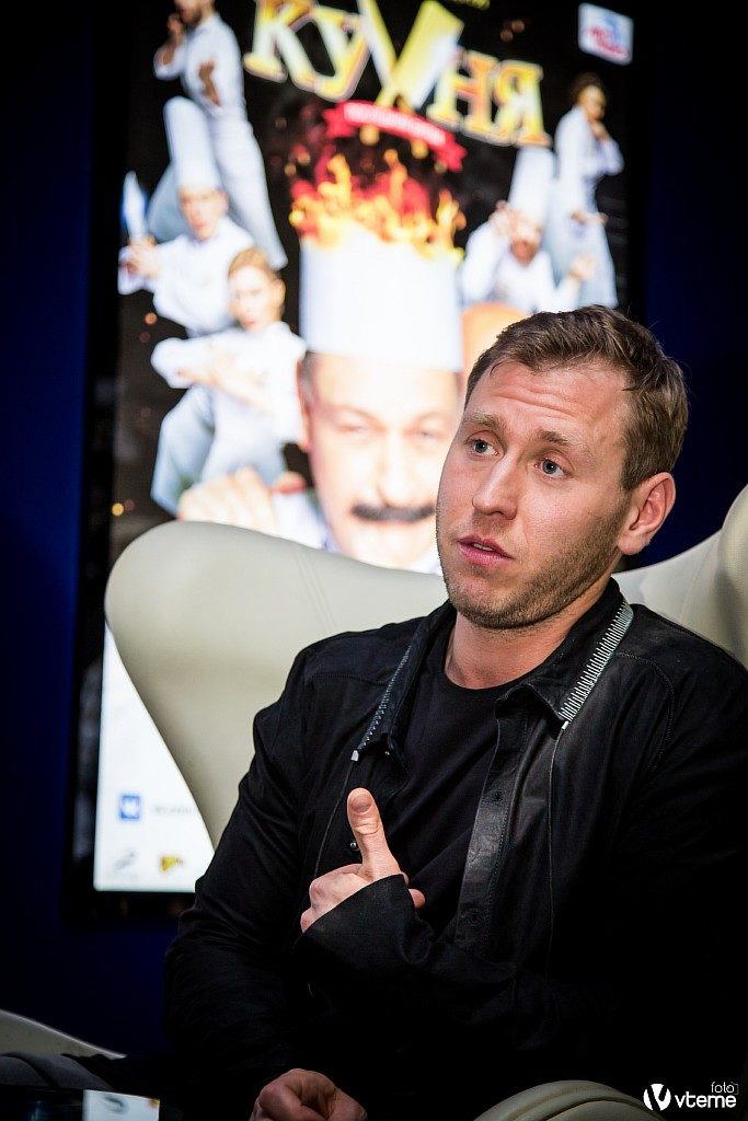 Михаил Тарабукин интервью
