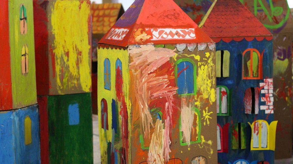 Семейный фестиваль «Краски детства»