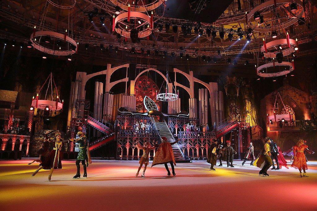 Спектакль на льду «Ромео и Джульетта» Ильи Авербуха