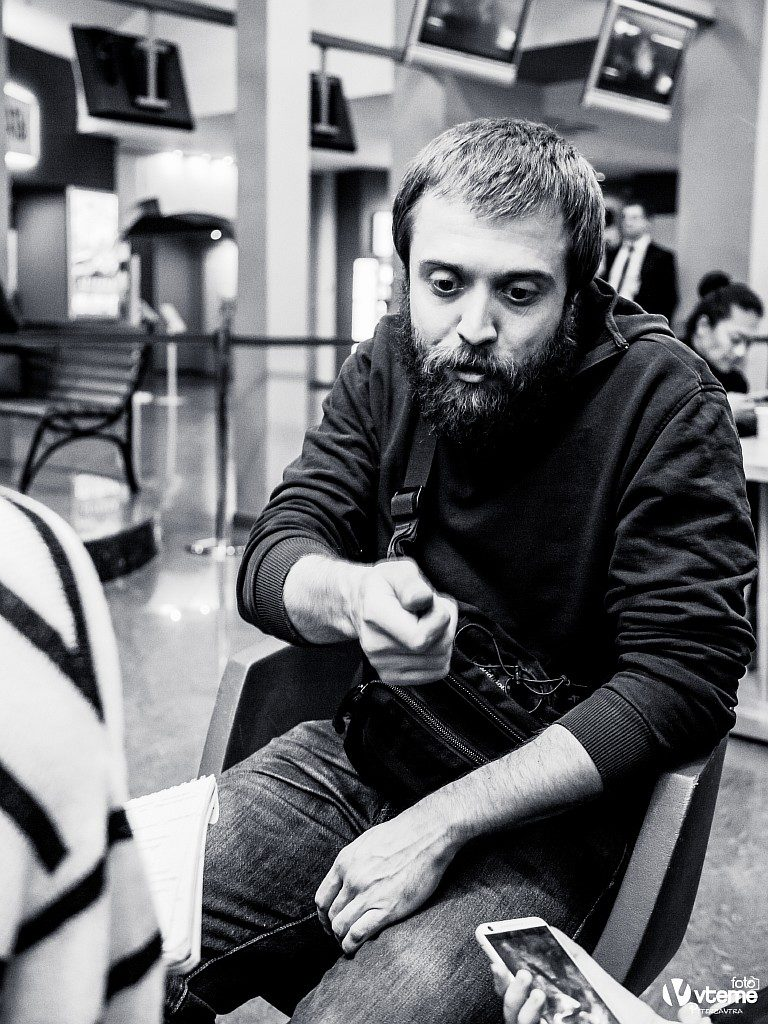 Александр Ильин мл интервью