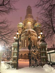 Храмы и соборы Петербурга