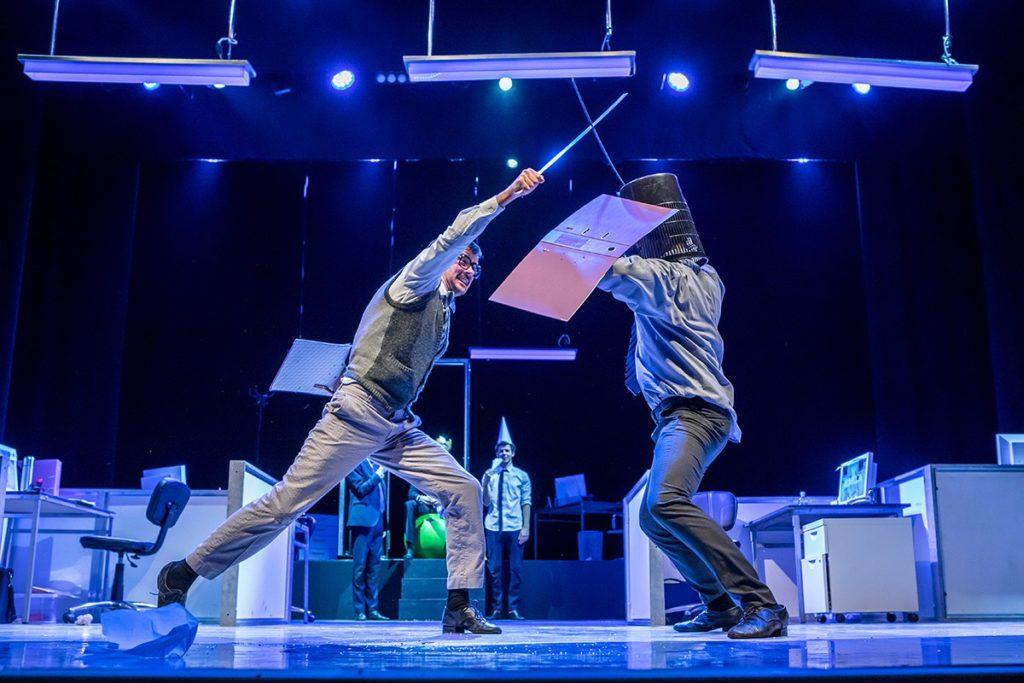 Шоу-спектакль «Контора»
