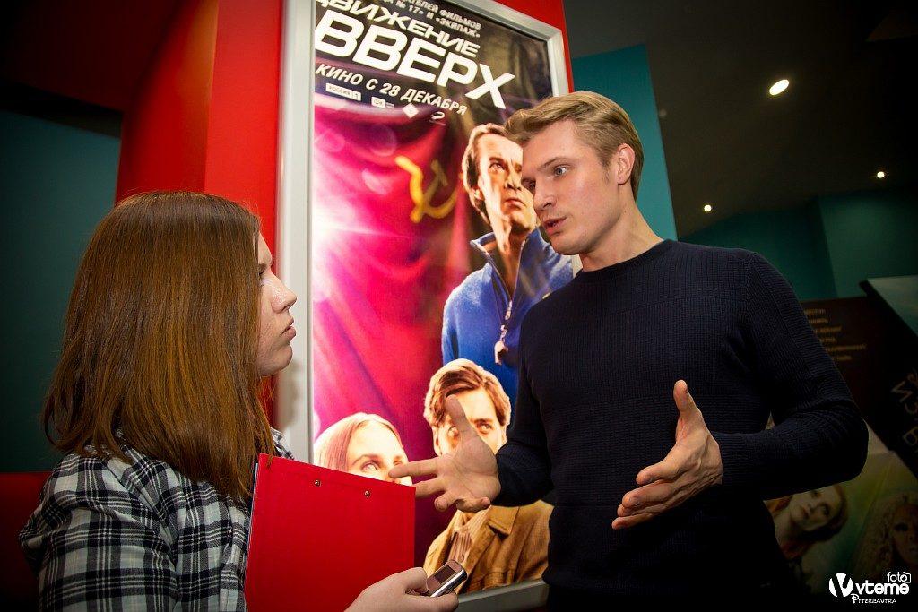 Кирилл Зайцев интервью