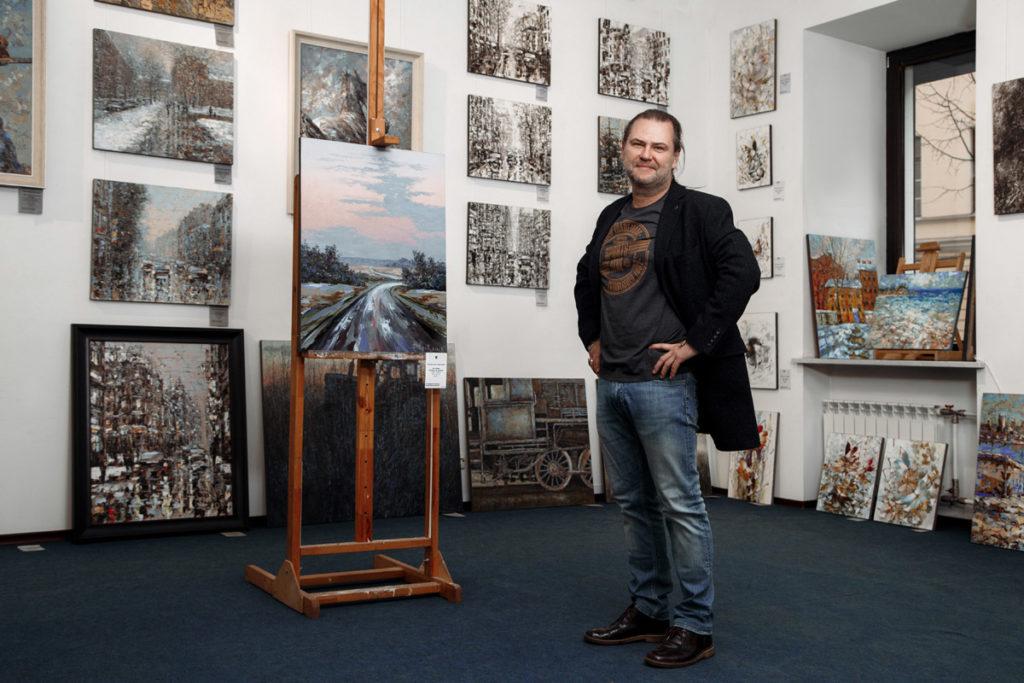 Рождественская выставка в галерее Кустановича - бесплатно!