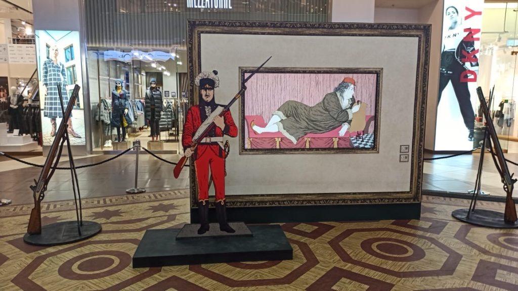 Бесплатная выставка - Эрмитаж в Галерее