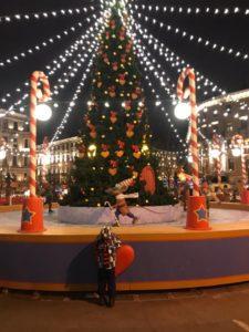 Новогодние и рождественские ярмарки в Петербурге 2019-2020